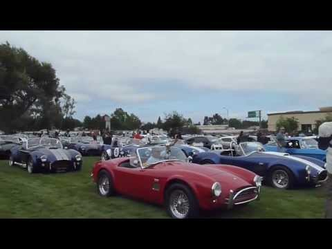 Shelby Owners Around the World Honor Carroll Shelby in Fitting Fashion