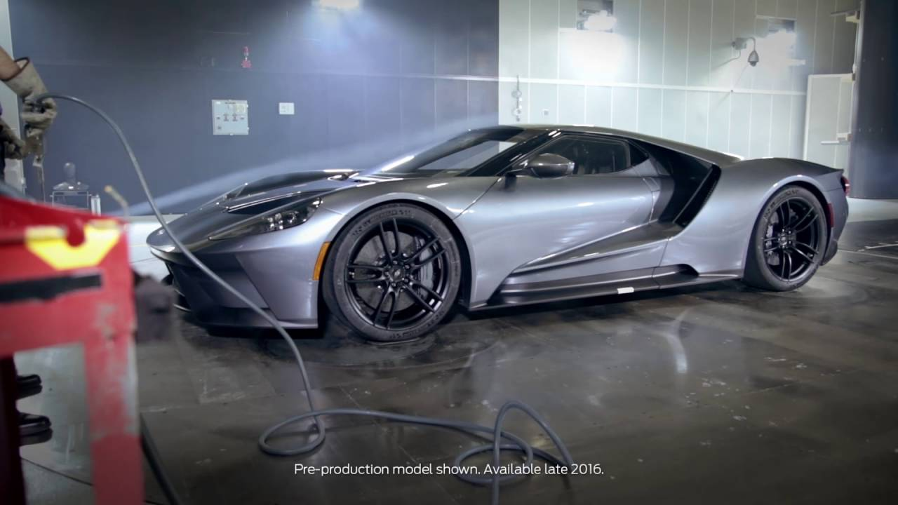 2017 ford gt car review top speed. Black Bedroom Furniture Sets. Home Design Ideas