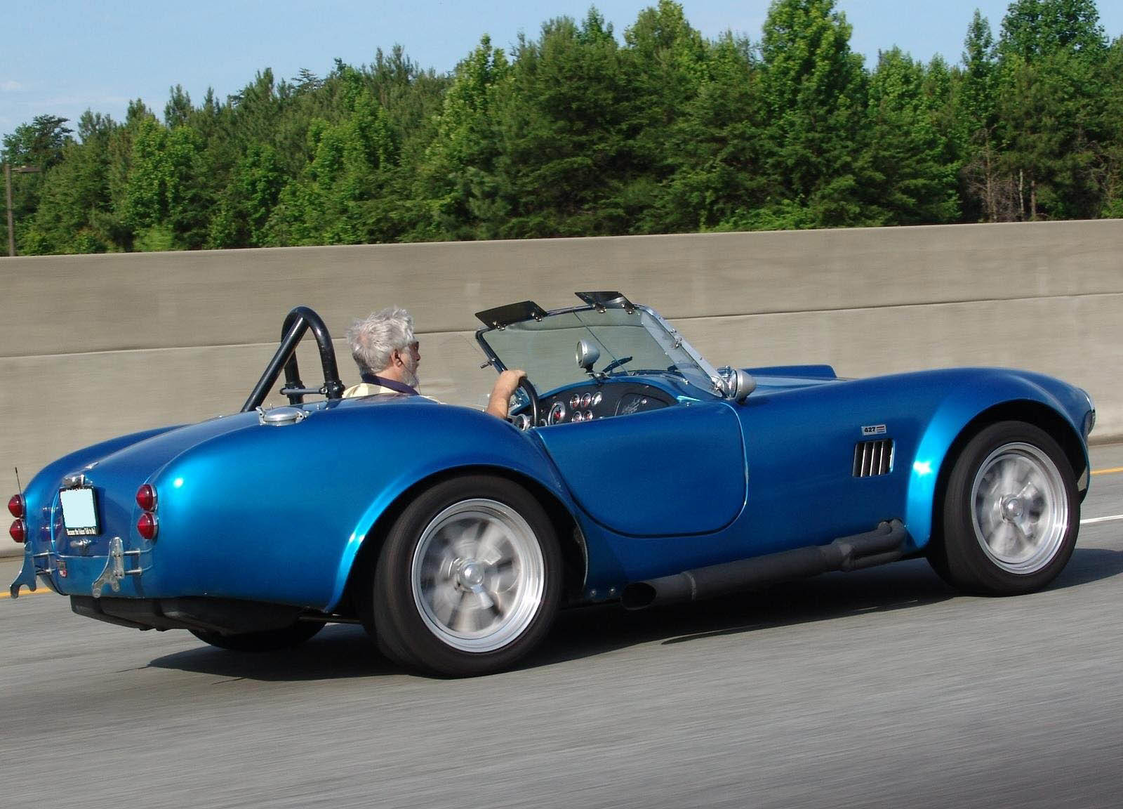 1965 - 1968 Shelby Cobra Review - Top Speed