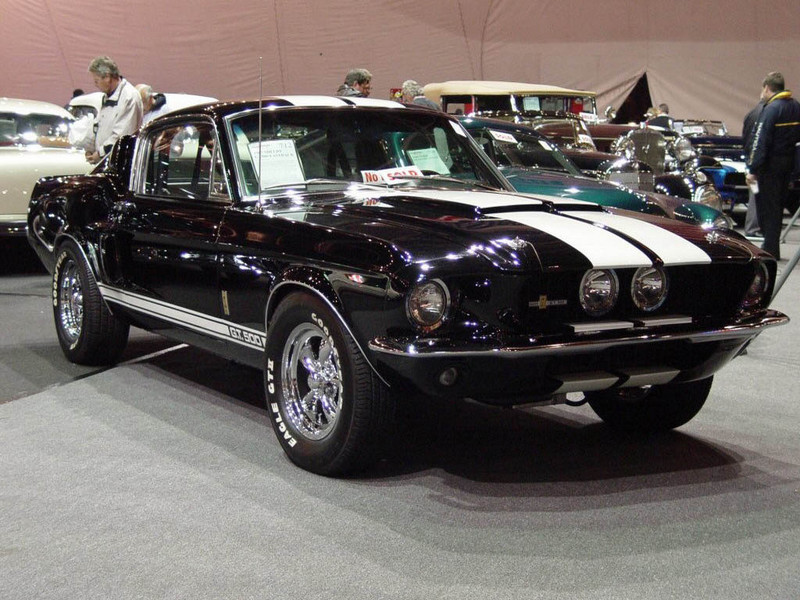1967 Shelby Mustang Gt 500 Pictures Photos Wallpapers Top Speed