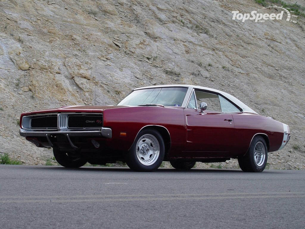 1968-1978 Dodge Charger RT