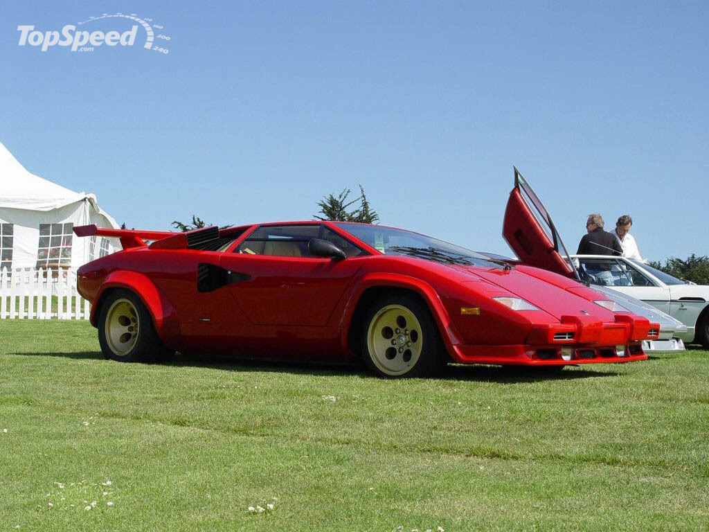 1973 1990 Lamborghini Countach Picture 7061 Car