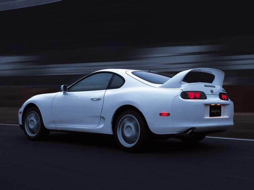 Wallpaper Toyota Supra Sports Car Need For Speed: 2002 Toyota Supra Review