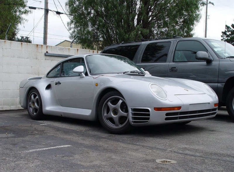 1986 1989 Porsche 959 Top Speed