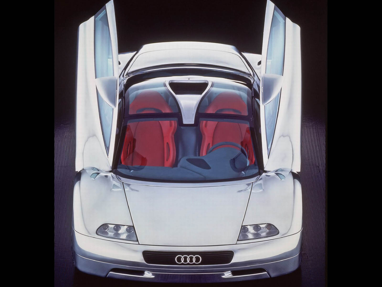 1991 audi avus concept review top speed. Black Bedroom Furniture Sets. Home Design Ideas