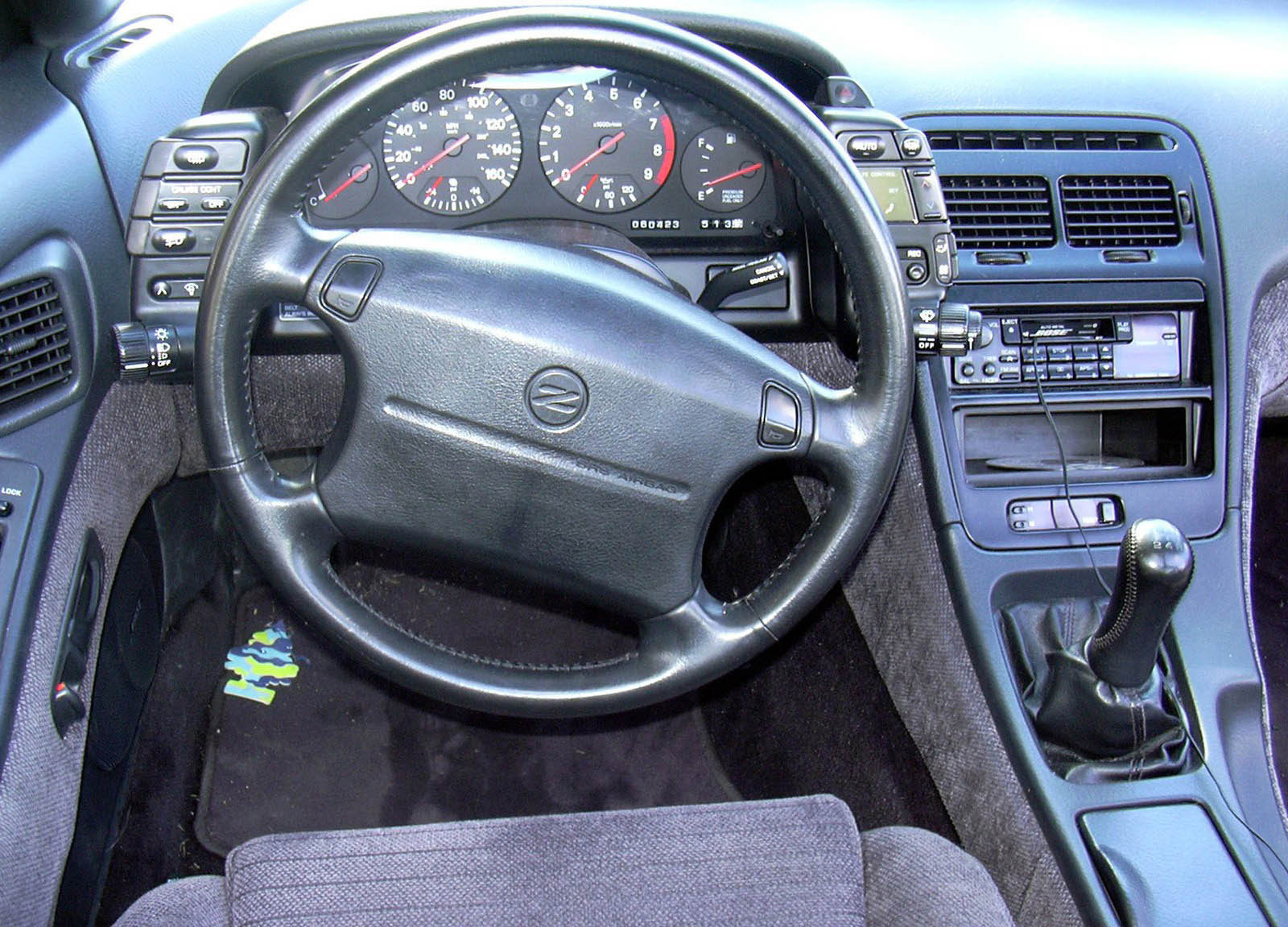 1991 - 1996 Nissan 300zx | Top Speed