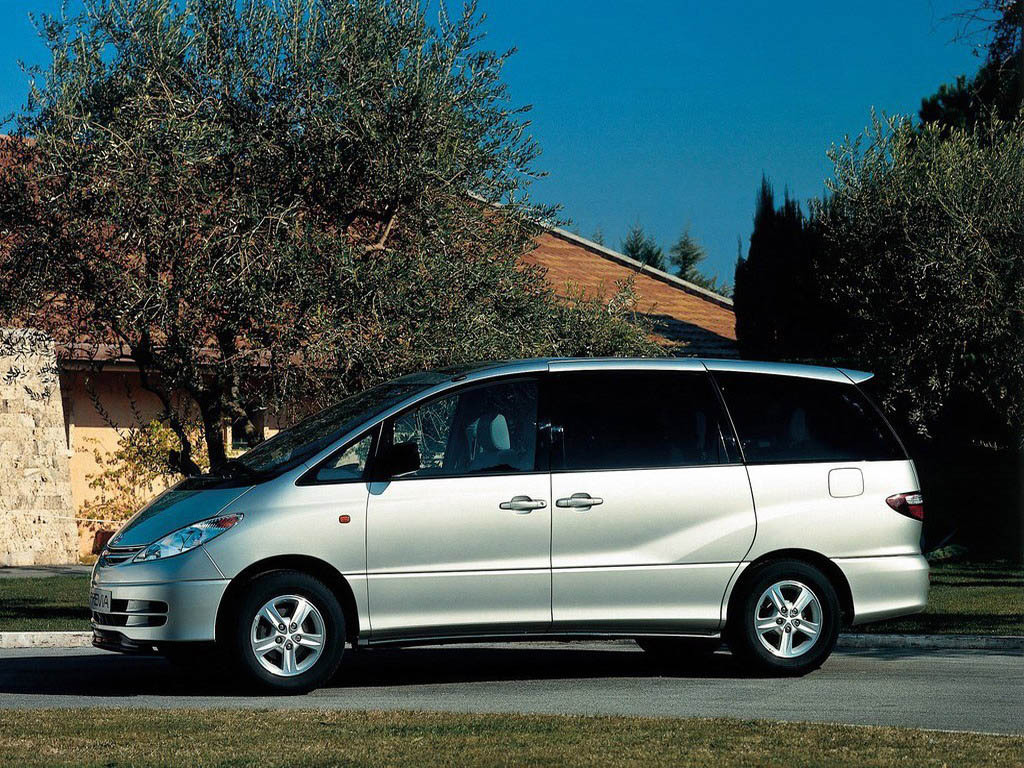 1991 1997 Toyota Previa Gallery 16230 Top Speed