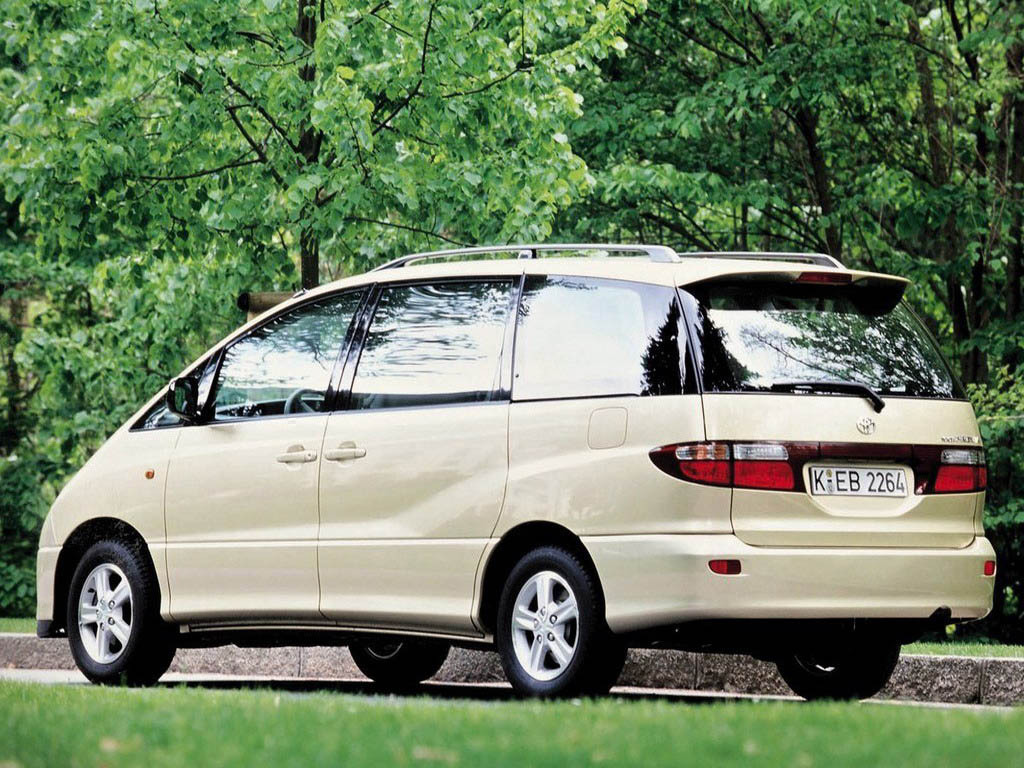 1991 1997 toyota previa review top speed publicscrutiny Gallery