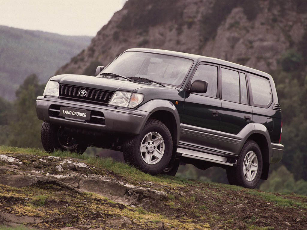 the prado was designed to be a much heavier duty alternative to the 4runner surf but a lighter duty and cheaper alternative to the land cruiser 80