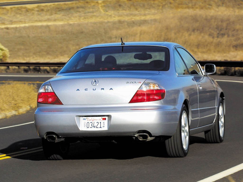 Acura CL TypeS Top Speed - Acura cl type s performance parts