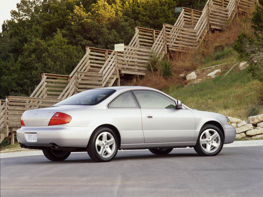 1996 acura cl type s review top speed. Black Bedroom Furniture Sets. Home Design Ideas