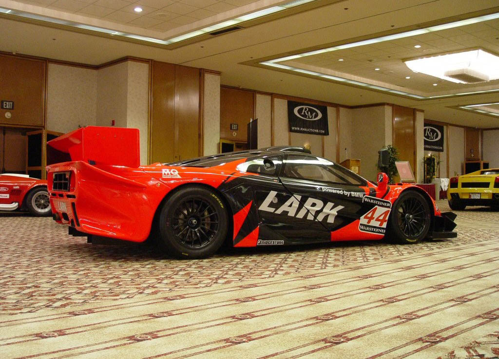 1995 - 1997 McLaren F1 GTR | Top Speed