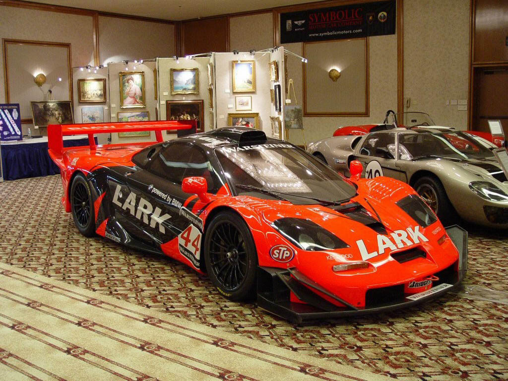 1995 1997 Mclaren F1 Gtr Review Top Speed