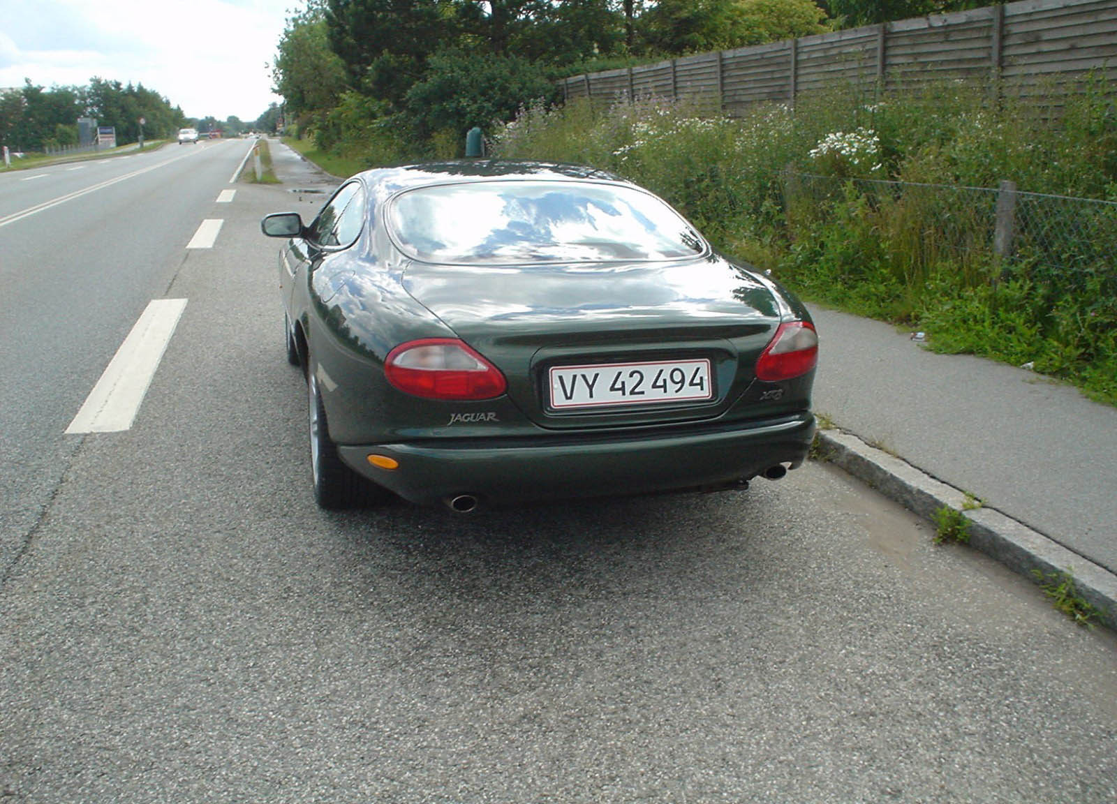1997 Jaguar XK8 | Top Speed