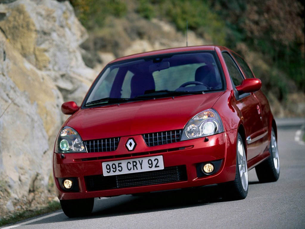 1998 2001 renault clio ii review gallery top speed. Black Bedroom Furniture Sets. Home Design Ideas