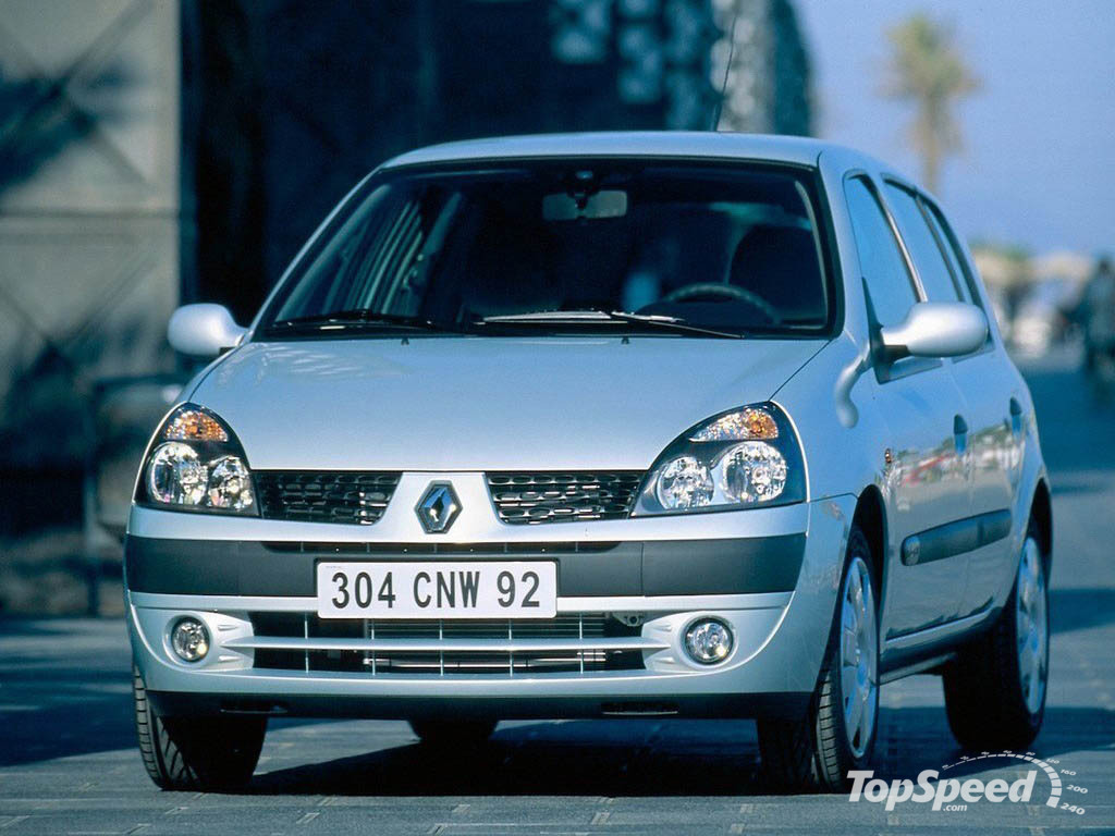 1998 2001 renault clio ii picture 12758 car review top speed. Black Bedroom Furniture Sets. Home Design Ideas