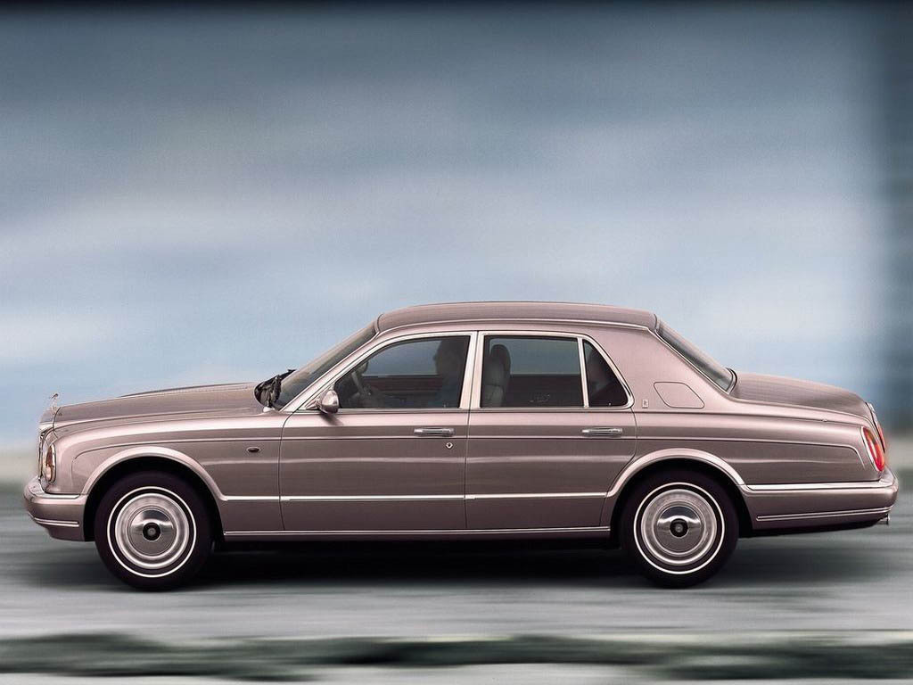 Rolls Royce Silver Ghost >> 1998 - 2002 Rolls-Royce Silver Seraph Review - Top Speed