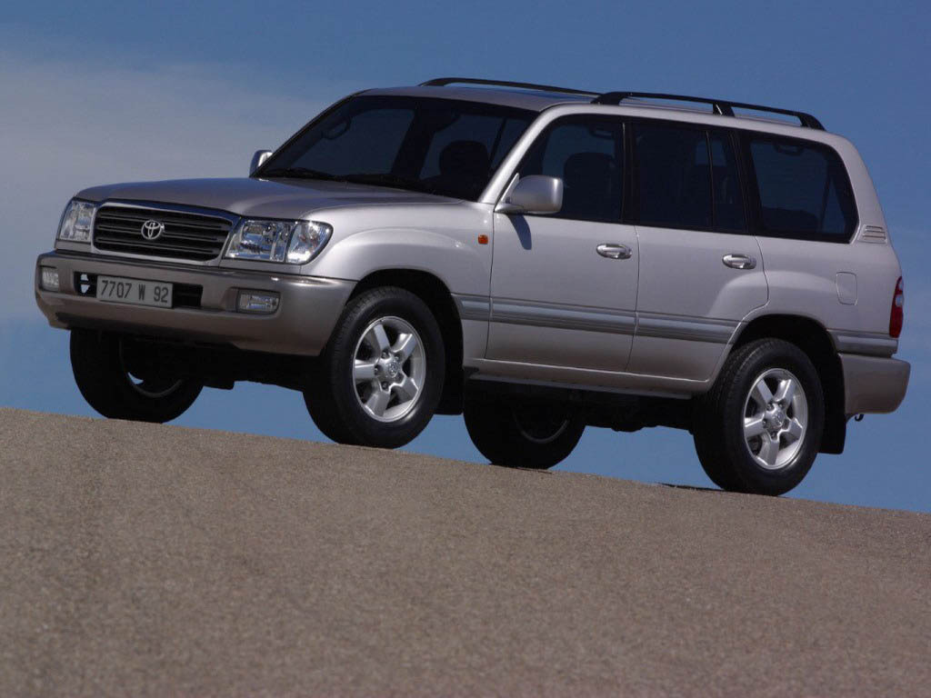 1998 toyota land cruiser 100 series review top speed. Black Bedroom Furniture Sets. Home Design Ideas