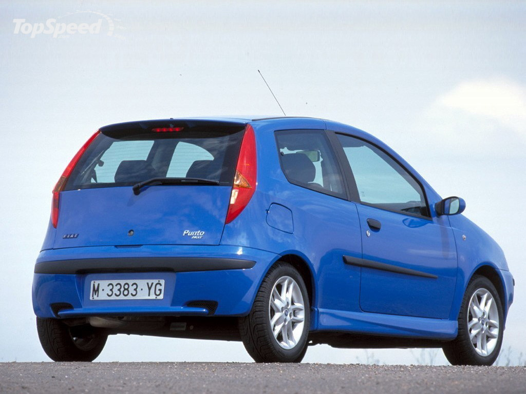 1999 fiat punto picture 4590 car review top speed. Black Bedroom Furniture Sets. Home Design Ideas