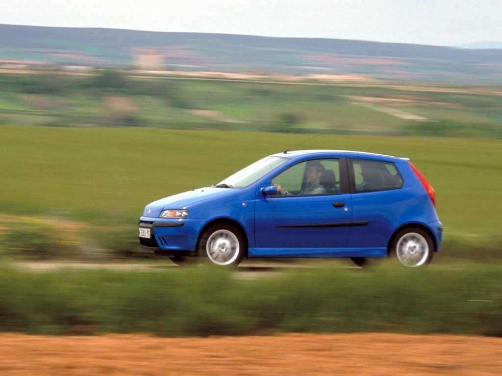 1999 fiat punto review top speed. Black Bedroom Furniture Sets. Home Design Ideas