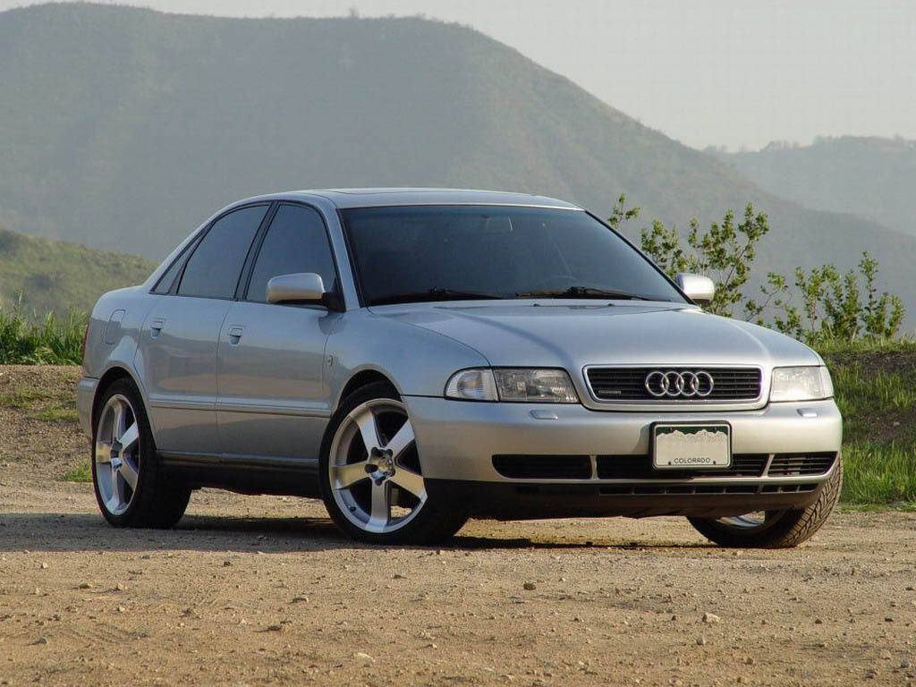 2000 Audi A4 1.8T | Top Sd