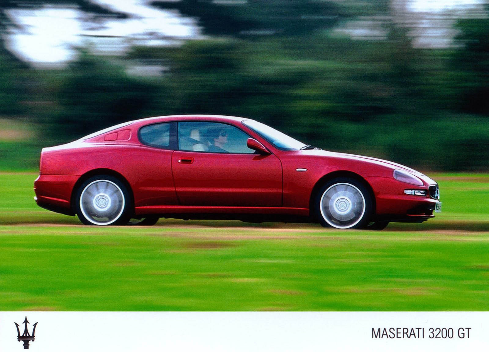 2000 Maserati 3200 GT Review - Top Speed
