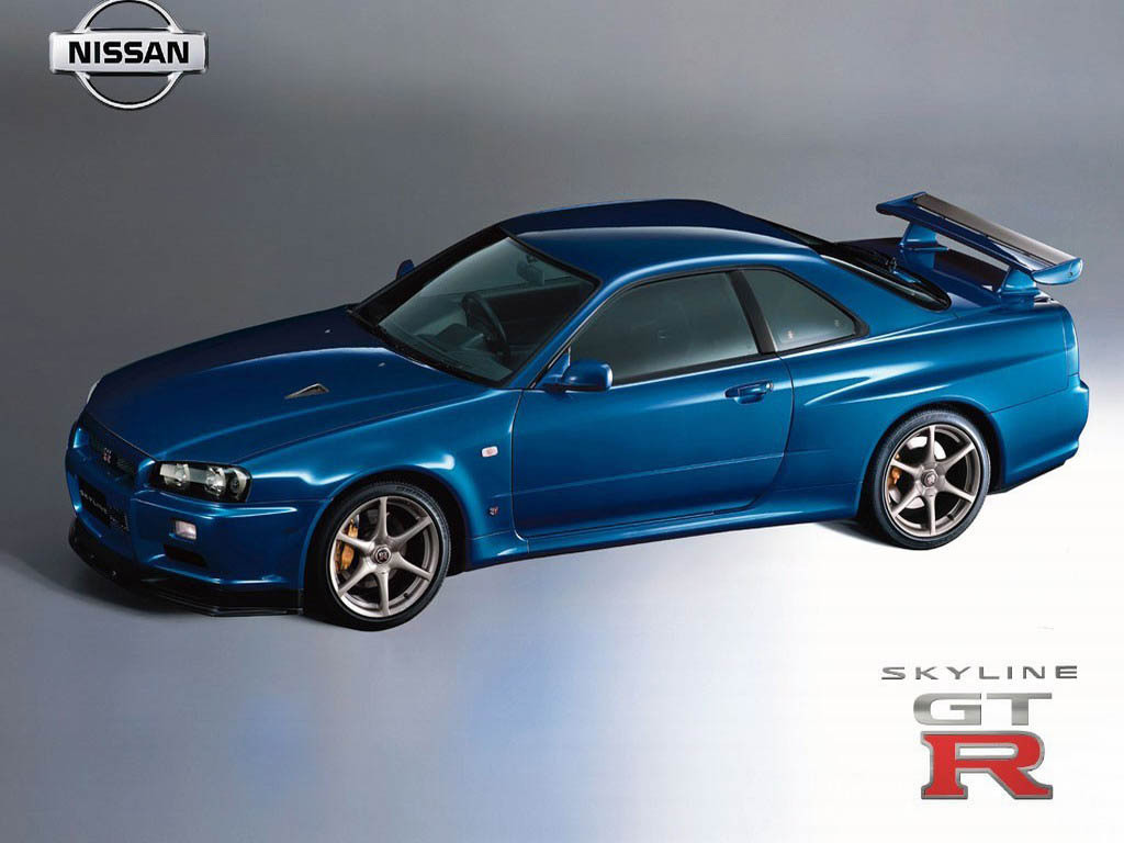 2000 Nissan Skyline GT-R R34 Review - Top Speed