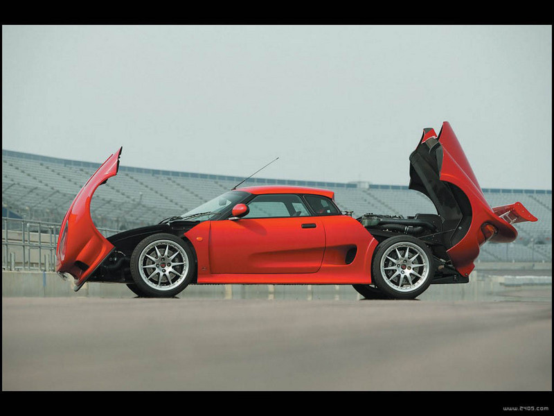 2000 Noble M12 Gto 3r Top Speed
