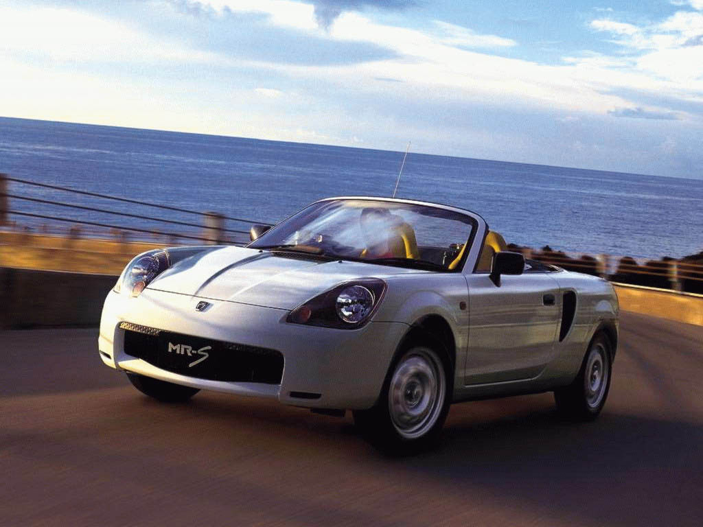 2000 2005 Toyota Mr2 Spyder Review Top Speed