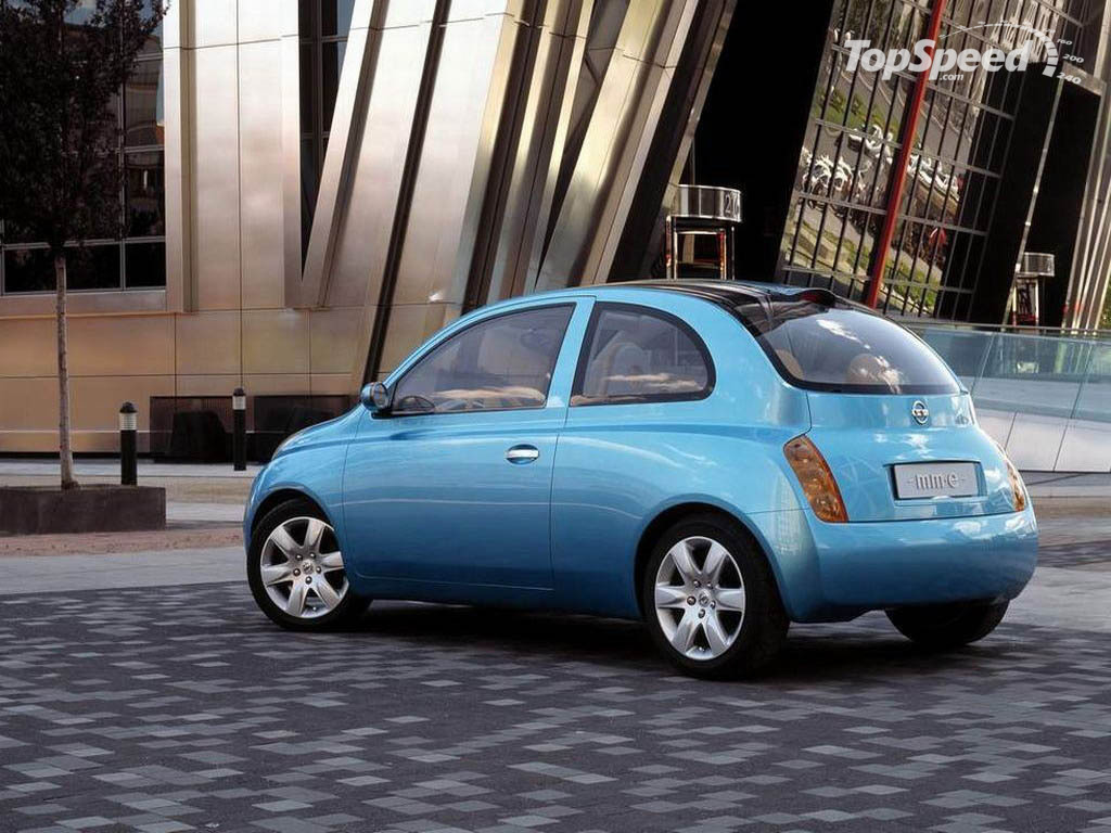 2001 nissan micra picture 11529 car review top speed. Black Bedroom Furniture Sets. Home Design Ideas