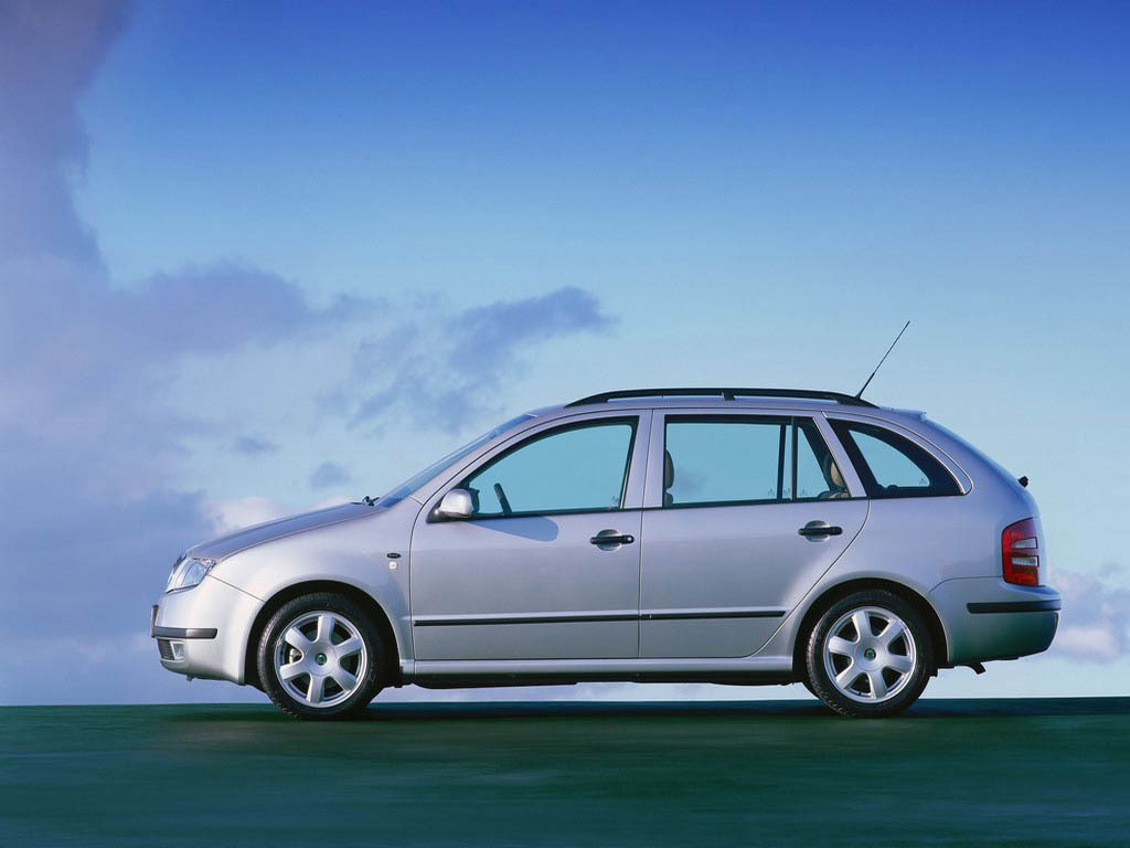 2001 skoda fabia combi review top speed. Black Bedroom Furniture Sets. Home Design Ideas
