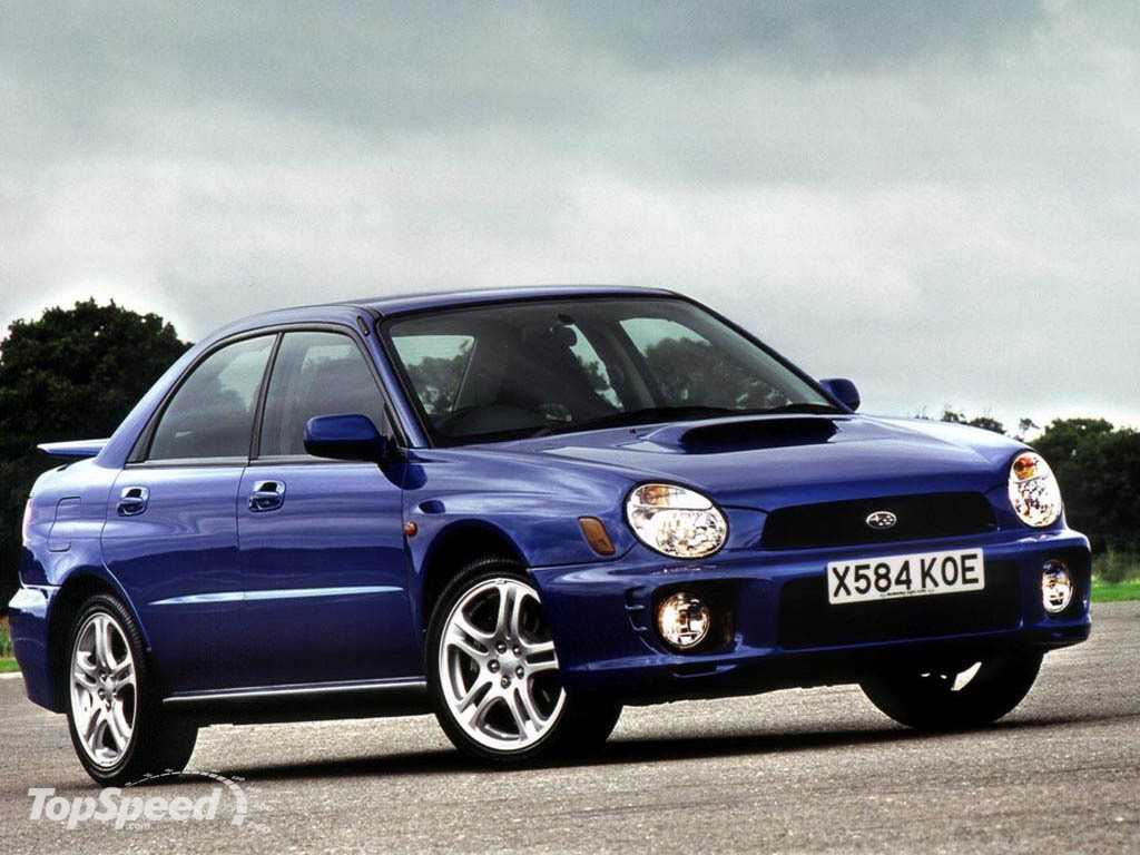 2001 Subaru Impreza Wrx Picture 15164 Car Review Top