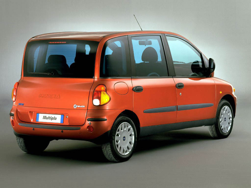 2002 fiat multipla review top speed. Black Bedroom Furniture Sets. Home Design Ideas