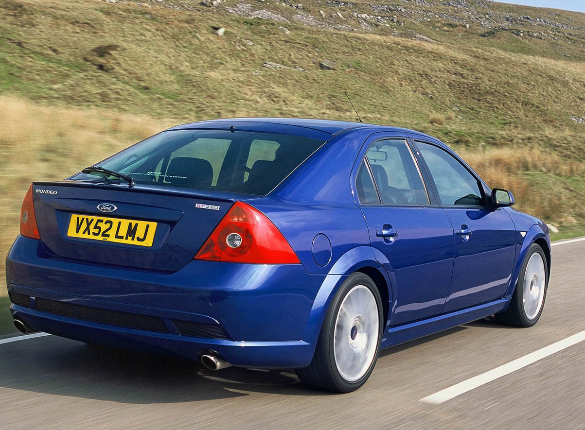 2002 ford mondeo st 220 review gallery top speed. Black Bedroom Furniture Sets. Home Design Ideas