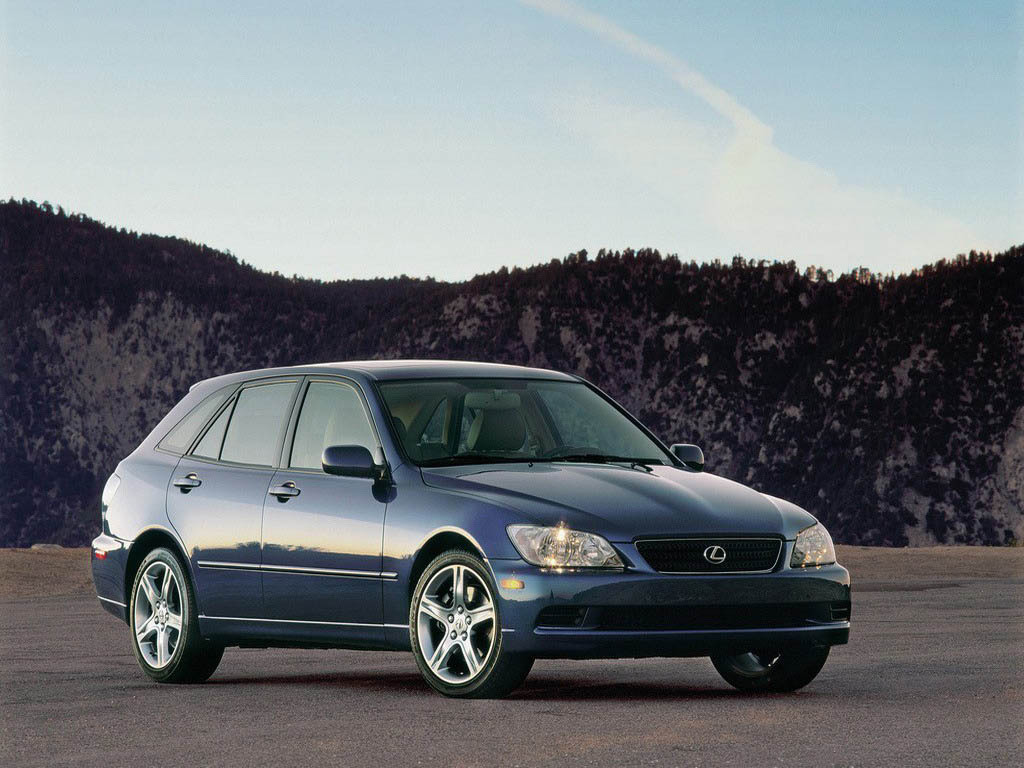 Different Types Of Cars >> 2002 Lexus IS 300 SportCross | Top Speed