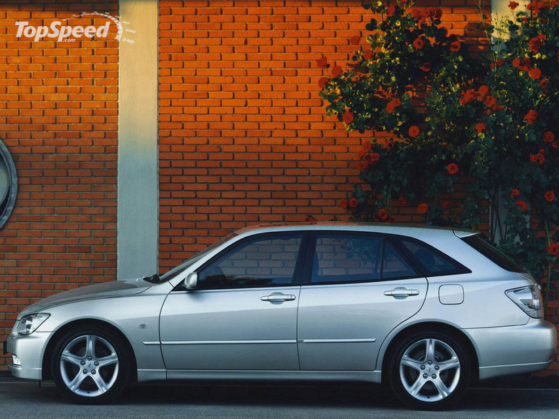 2002 lexus is 300 sportcross picture 8872 car review. Black Bedroom Furniture Sets. Home Design Ideas
