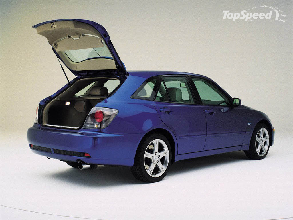 2002 lexus is 300 sportcross picture 8845 car review. Black Bedroom Furniture Sets. Home Design Ideas