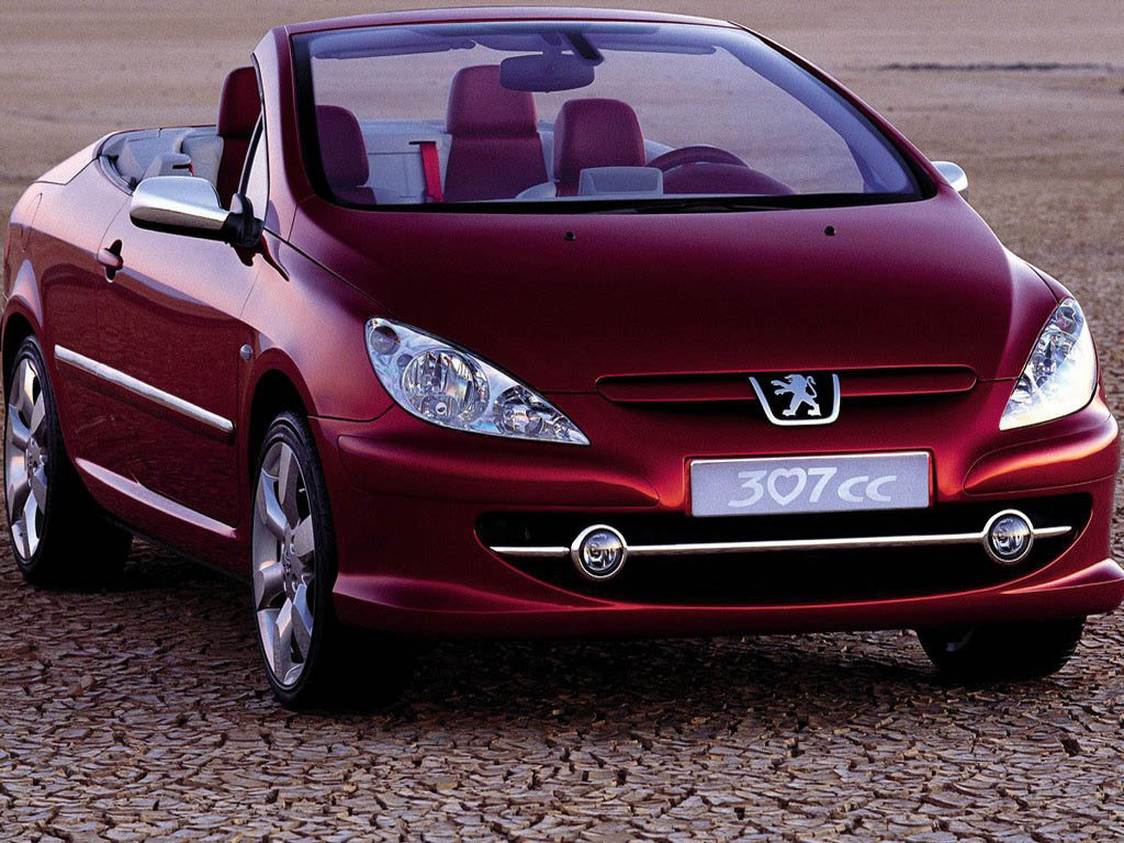 2002 peugeot 307 cc review gallery top speed. Black Bedroom Furniture Sets. Home Design Ideas