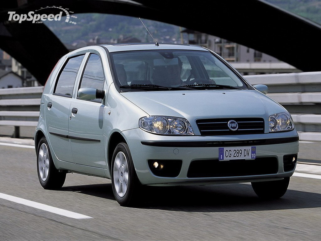2003 fiat punto picture 4629 car review top speed. Black Bedroom Furniture Sets. Home Design Ideas