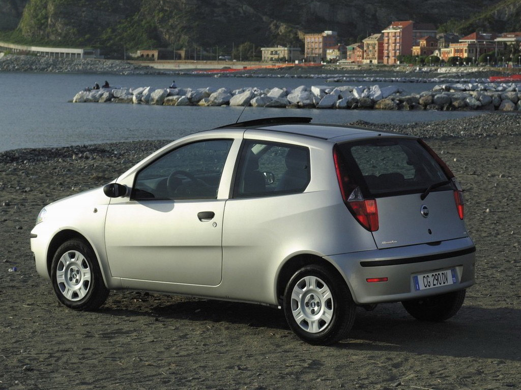 2003 fiat punto review top speed. Black Bedroom Furniture Sets. Home Design Ideas
