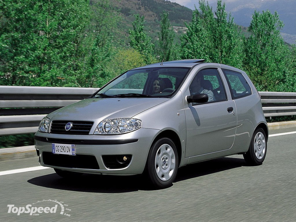 2003 fiat punto picture 4648 car review top speed. Black Bedroom Furniture Sets. Home Design Ideas