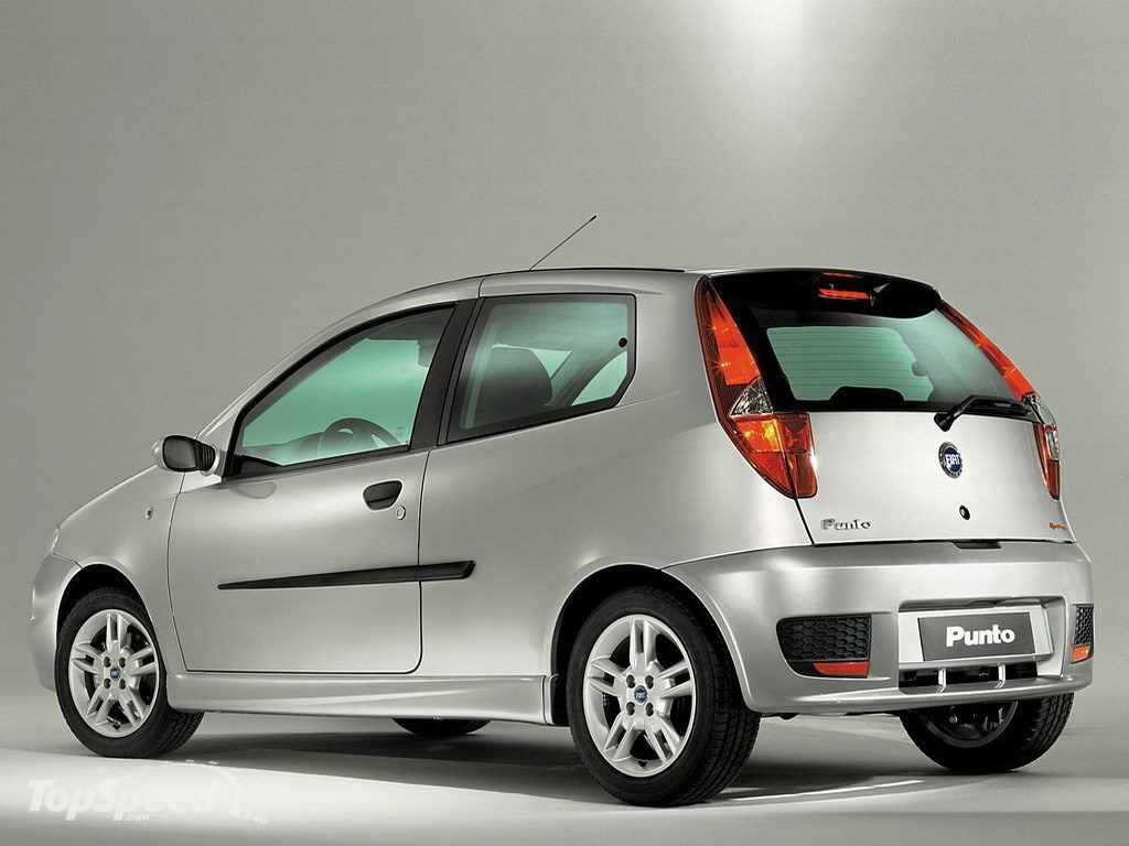 2003 fiat punto picture 4656 car review top speed. Black Bedroom Furniture Sets. Home Design Ideas