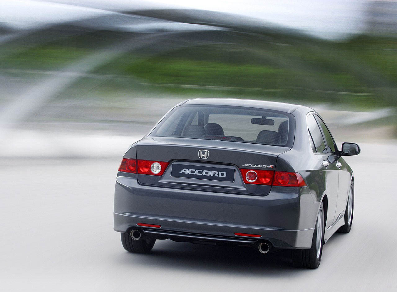 2003 honda accord type s review gallery top speed. Black Bedroom Furniture Sets. Home Design Ideas