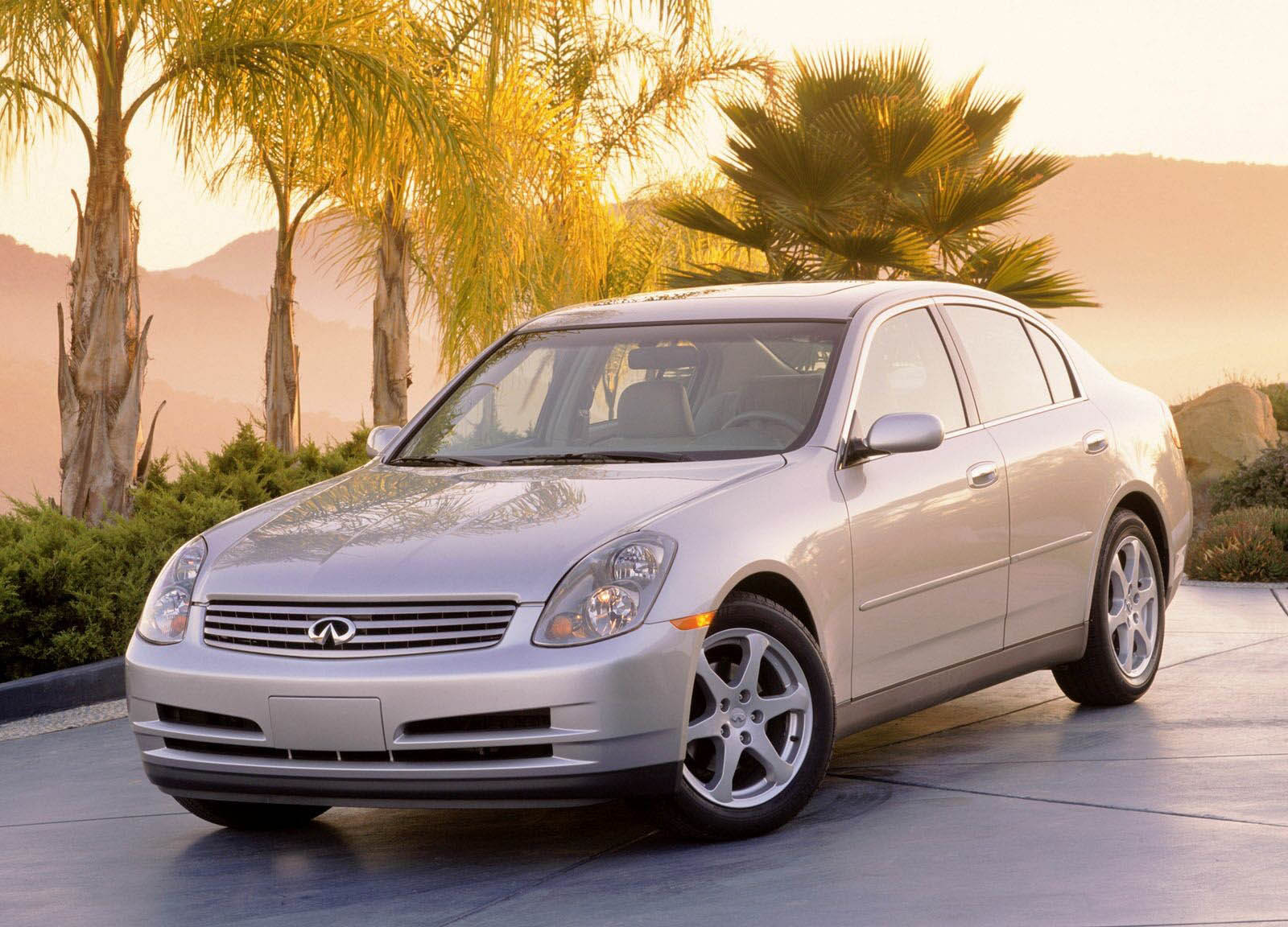 2003 Infiniti G35 | Top Speed