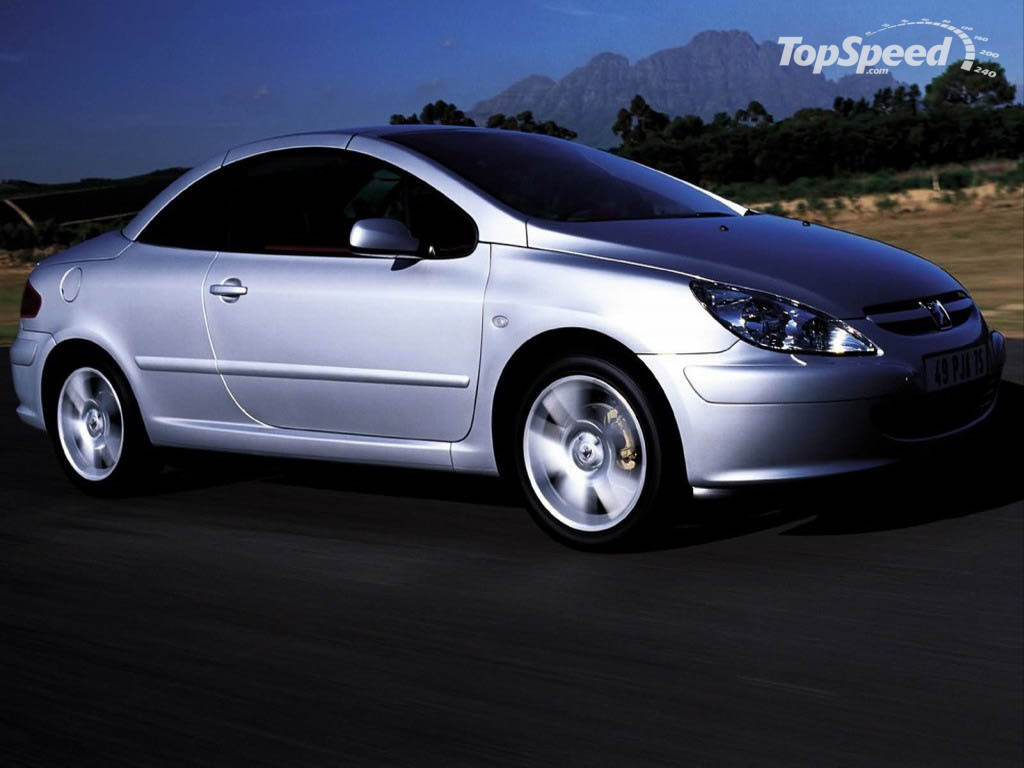 2003 peugeot 307 cc picture 12304 car review top speed. Black Bedroom Furniture Sets. Home Design Ideas