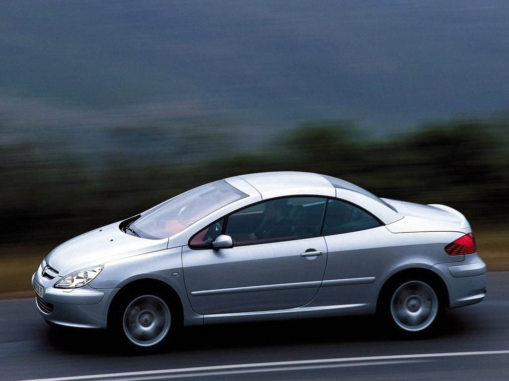 2003 peugeot 307 cc review top speed. Black Bedroom Furniture Sets. Home Design Ideas