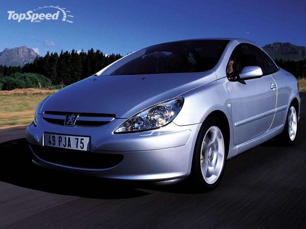 2003 peugeot 307 cc picture 12307 car review top speed. Black Bedroom Furniture Sets. Home Design Ideas