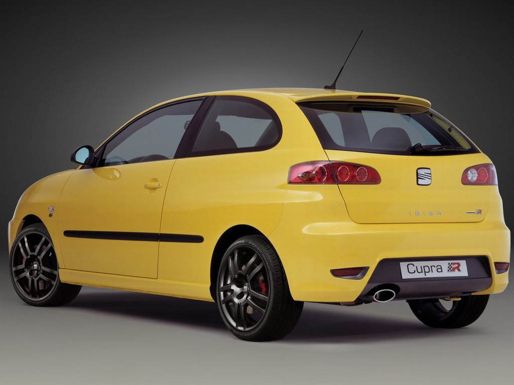 2003 seat ibiza r review gallery top speed. Black Bedroom Furniture Sets. Home Design Ideas