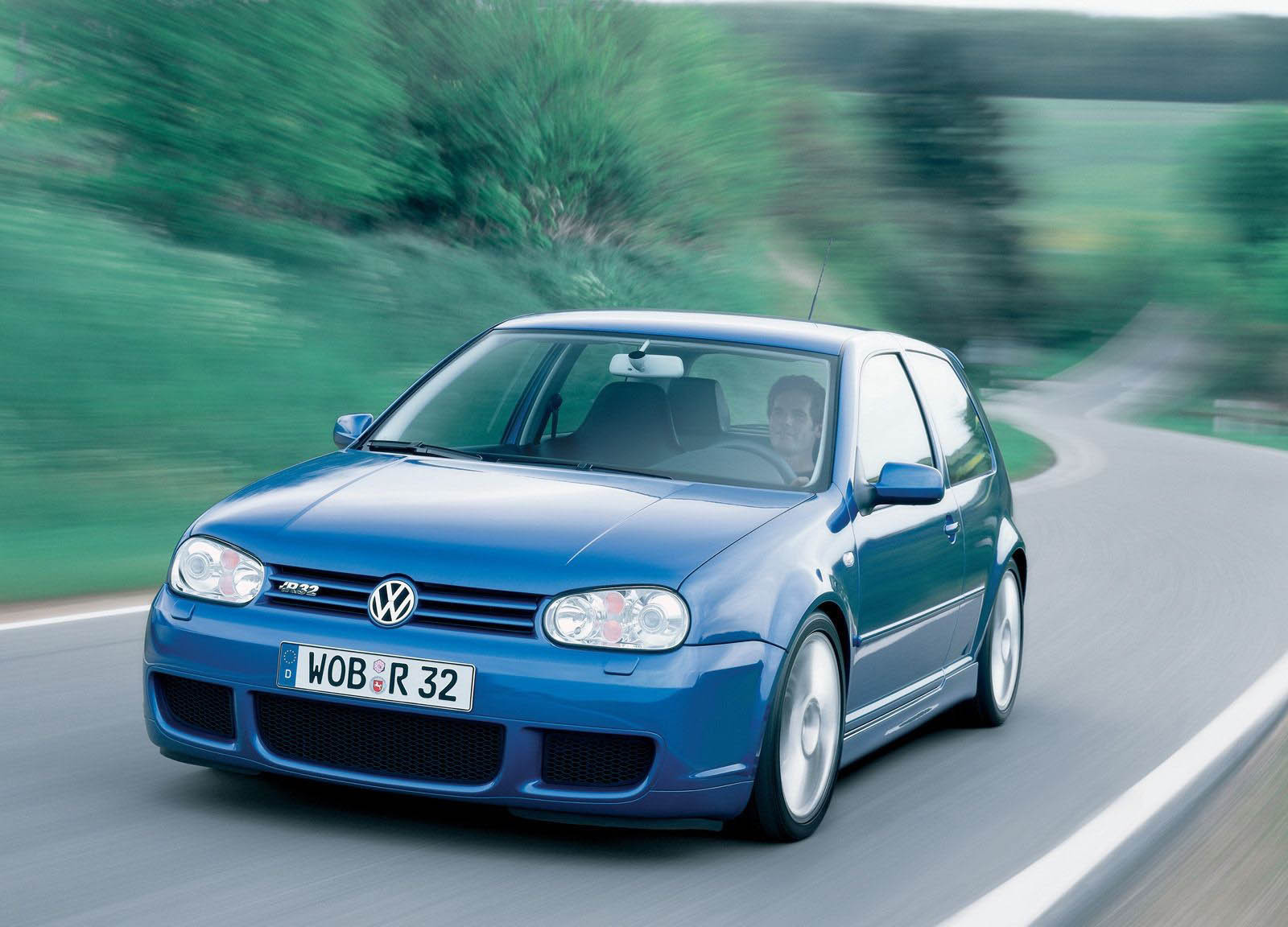 2003 volkswagen golf r32