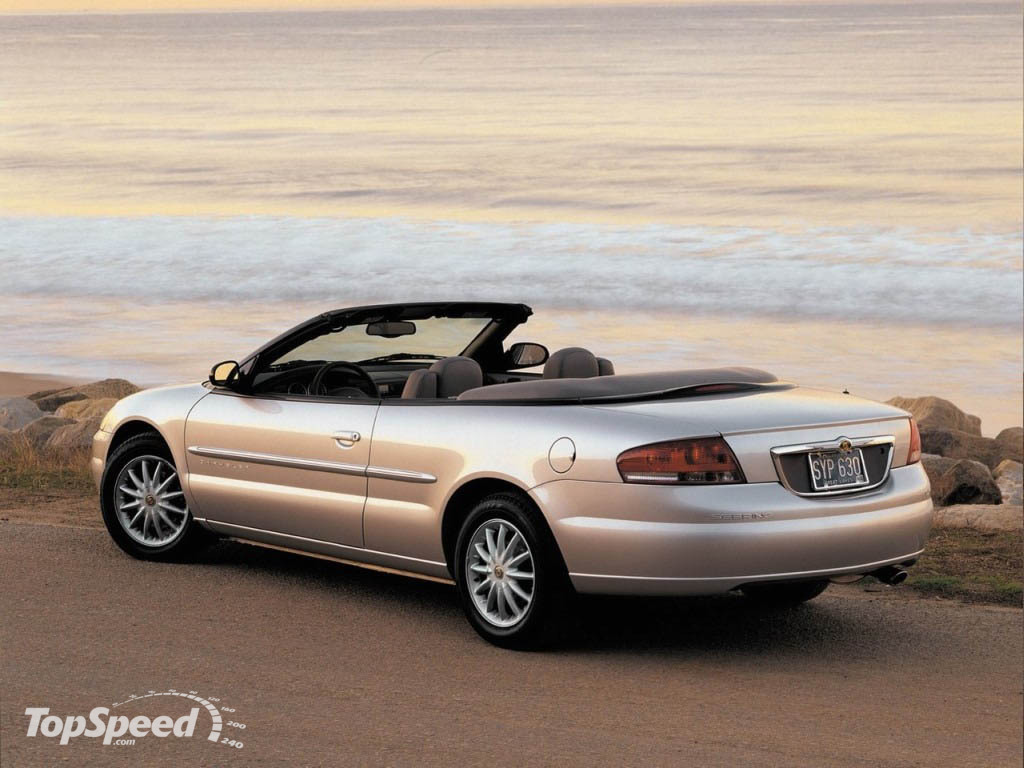 2004 chrysler sebring convertible picture 3214 car review top speed. Black Bedroom Furniture Sets. Home Design Ideas